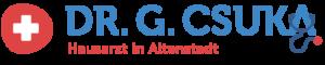 Logo Hausarzt Altenstadt – Dr. Gabor Csuka
